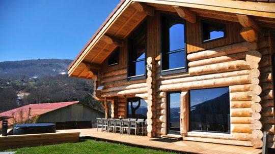 Gros plan sur les maisons écologiques aux USA