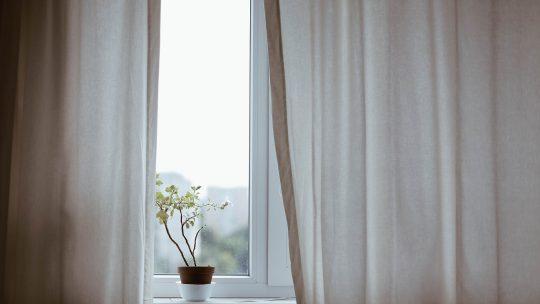 Quel style de rideaux pour la fenêtre?